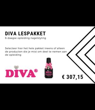 Diva Lespakket 6-daagse opleiding