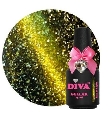 Diva 06 Cat Eye Ray of Light 15 ml.