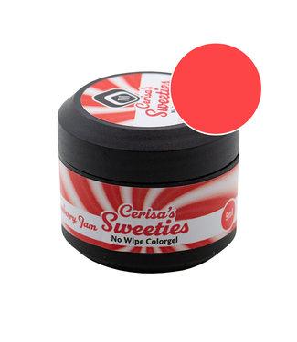Magnetic Nail Design Color Gel Strawberry Jam