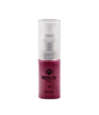 Magnetic Glitter Spray Mauve
