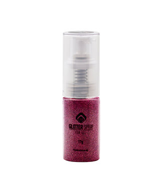Magnetic Nail Design Glitter Spray Mauve