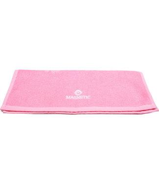 Magnetic Nail Design Handdoek Roze