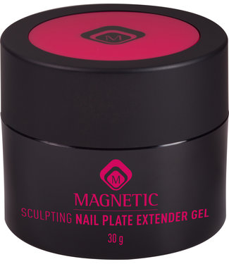 Magnetic Nail Design Sculpting Nail Plate Extender 30 gr. Pink