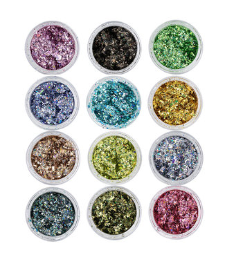 Magnetic Crushed Glitter 12 st.
