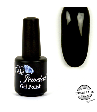 Urban Nails 02 Gelpolish Urban Nails Zwart