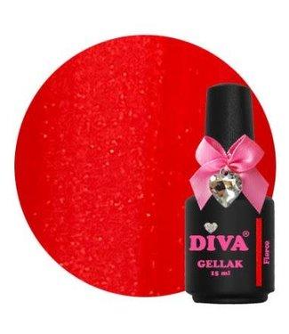 Diva Gellak Fierce 15 ml.