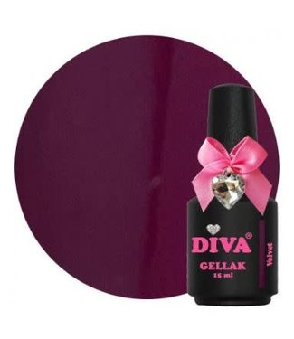 Diva Gellak Velvet 15 ml.