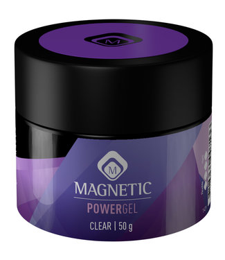 Magnetic Nail Design PowerGel 50 gr. Clear