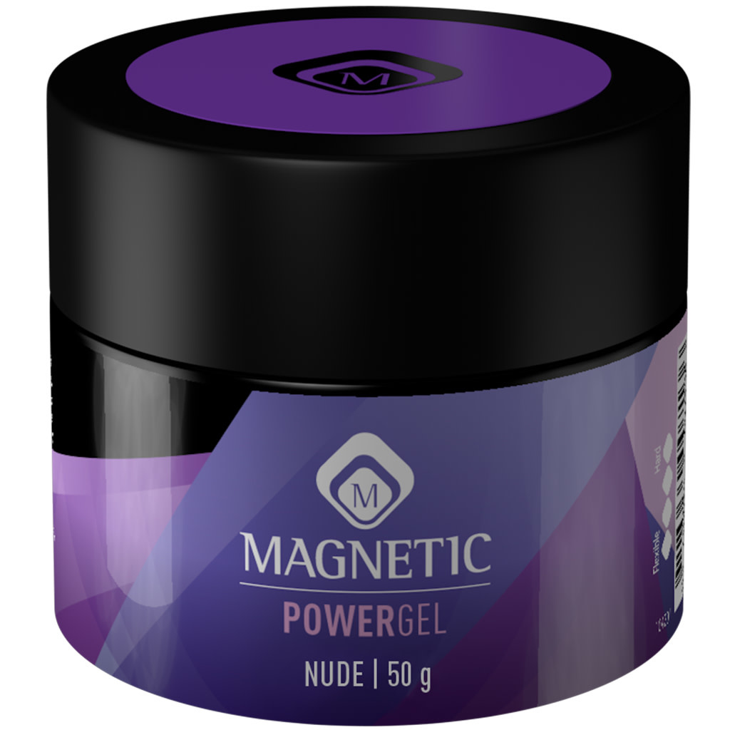 Magnetic Nail Design PowerGel 50 gr. Nude - Magic Nails
