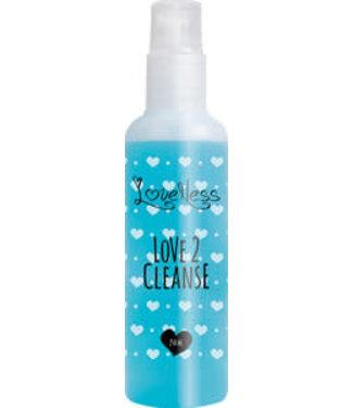 Loveness Love 2 Cleanse Spray 100 ml.