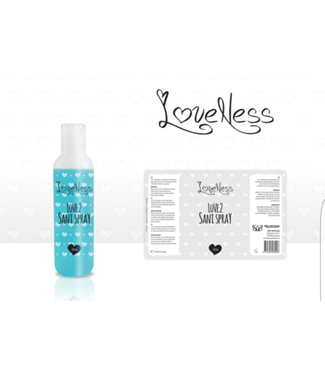 Loveness Love 2 Sani Spray 100 ml.