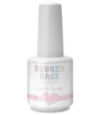 Loveness Rubber Base Cotton Candy #LVS