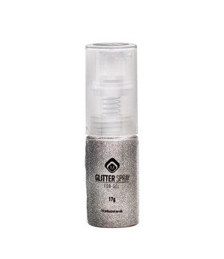 Magnetic Nail Design Glitter Spray White Gold 17 gr.