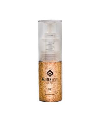 Magnetic Nail Design Glitter Spray Ochre Gold 17 gr.