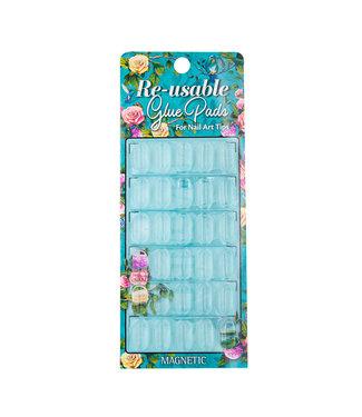 Magnetic Glue Pads herbruikbaar