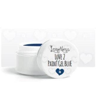 Loveness Paint Gel 04 Blue