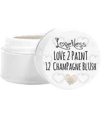 Loveness Paint Gel 12 Champagne Blush