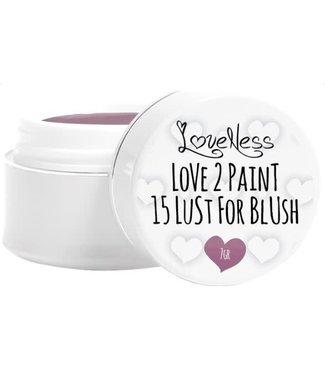 Loveness Paint Gel 15 Lust for Blush