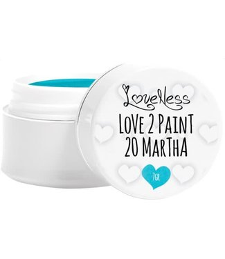 Loveness Paint Gel 20 Martha