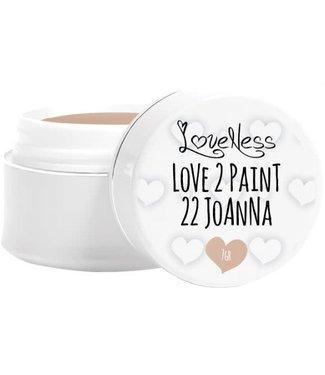 Loveness Paint Gel 22 Joanna
