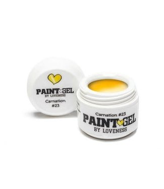 Loveness Paint Gel 23 Carnation