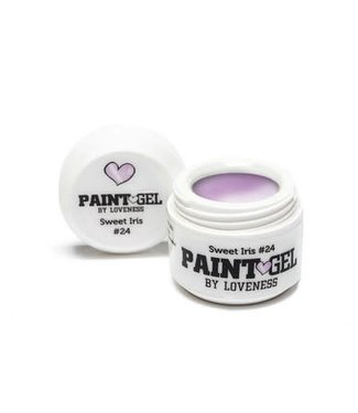 Loveness Paint Gel 24 Sweet Iris