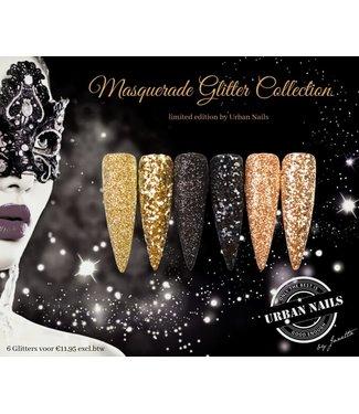 Urban Nails Masquerade Glitter Collection