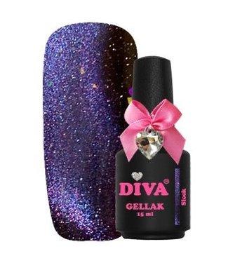 Diva 12 Cat Eye 9D Sleek 15 ml.