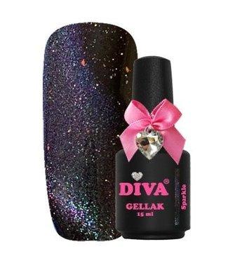 Diva 11 Cat Eye 9D Sparkle 15 ml.