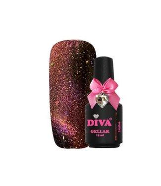 Diva 10 Cat Eye 9D Lustre 15 ml.