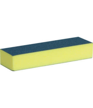 Magnetic Slimline Block Yellow 240 grit