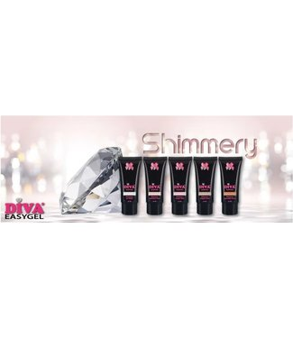 Diva Easygel Shimmery Collection