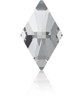 Urban Nails Swarovski Rhombus 10x6mm Crystal 5 st.
