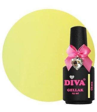Diva Gellak Citron 15 ml.