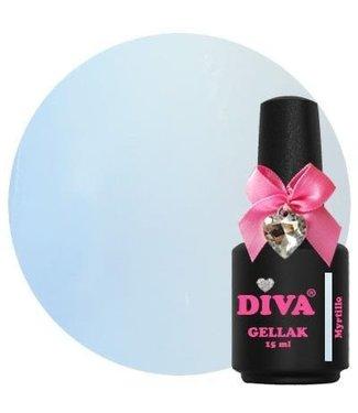 Diva Gellak Myrtille 15 ml.