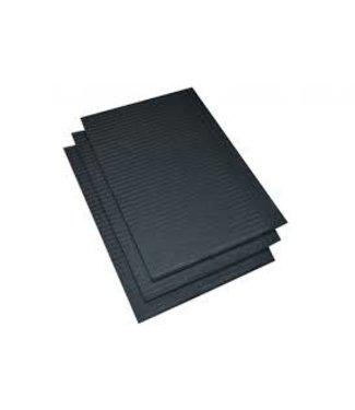 Diva Table Towels Zwart