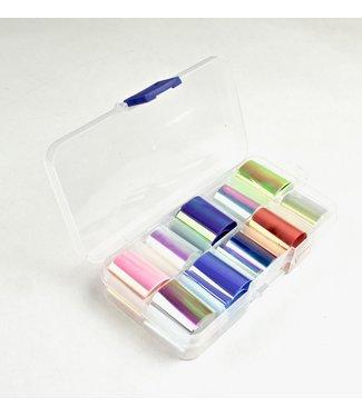 Urban Nails Foil Box Glass
