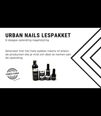 Urban Nails Lespakket 6-daagse opleiding