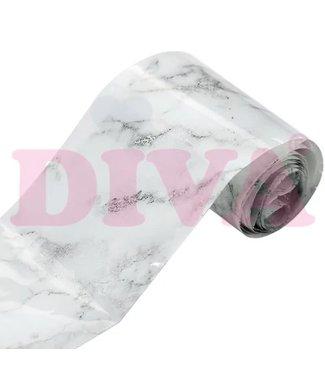 Diva Marble Foil White