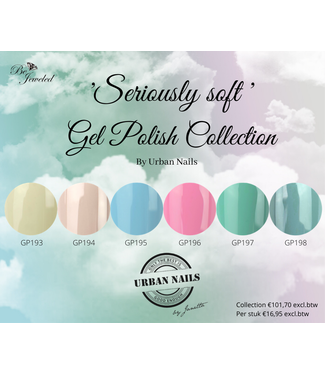 Urban Nails Seriously Soft Gelpolish Collection