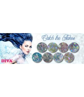 Diva Catch the Flakes Collection