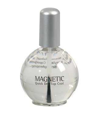 Magnetic Nail Design Quick Dry Topcoat 75 ml.