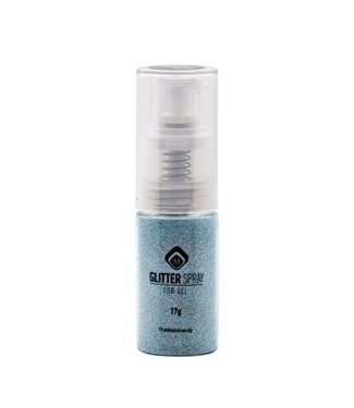 Magnetic Nail Design Glitter Spray Blue Periwinkle 17 gr.