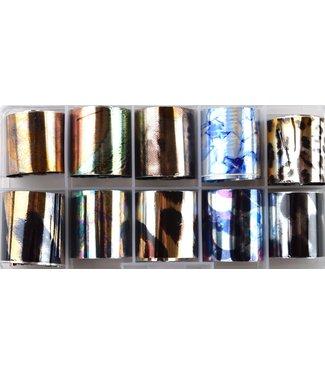 Urban Nails Foil Box Zoo
