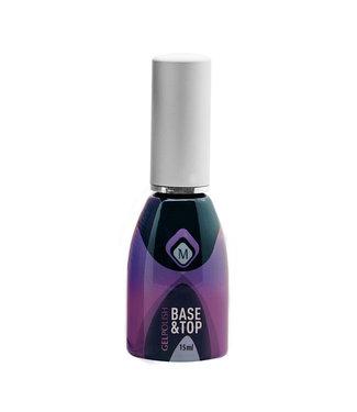 Magnetic Nail Design Gelpolish Base & Top 15 ml.