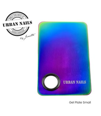 Urban Nails Gel Plate Small