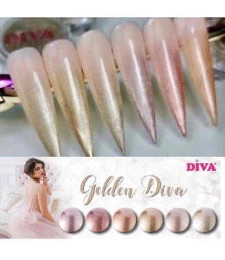 Diva Golden Collection 6 st.