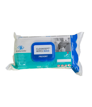 Magnetic Cleanisept Wipes 100 st.