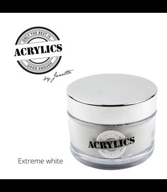 Urban Nails Acryl Poeder Extreme White
