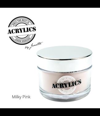 Urban Nails Acryl Poeder Milky Pink